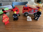 667: Fire Engine & Helicopter